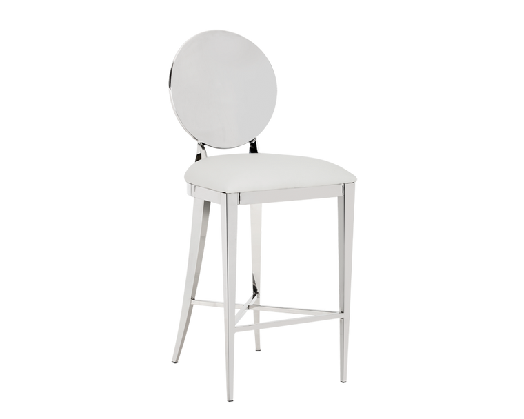 TERIANN COUNTER STOOL WHITE