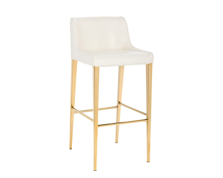 MAIREAD BARSTOOL WHITE