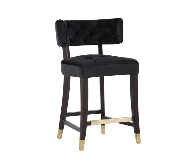 JERROLD COUNTER STOOL BLACK