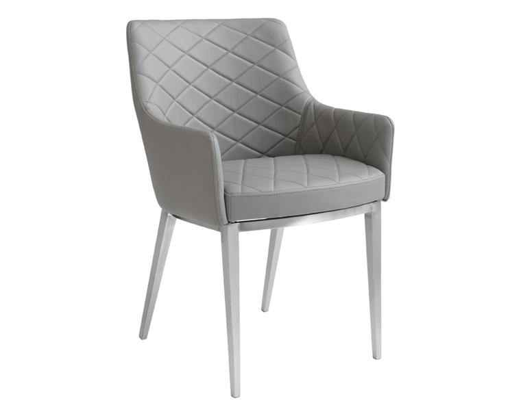 Russ Dining Chair Grey