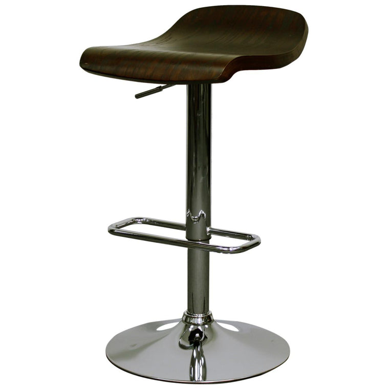 Dillon Bar Stool, Dark Brown
