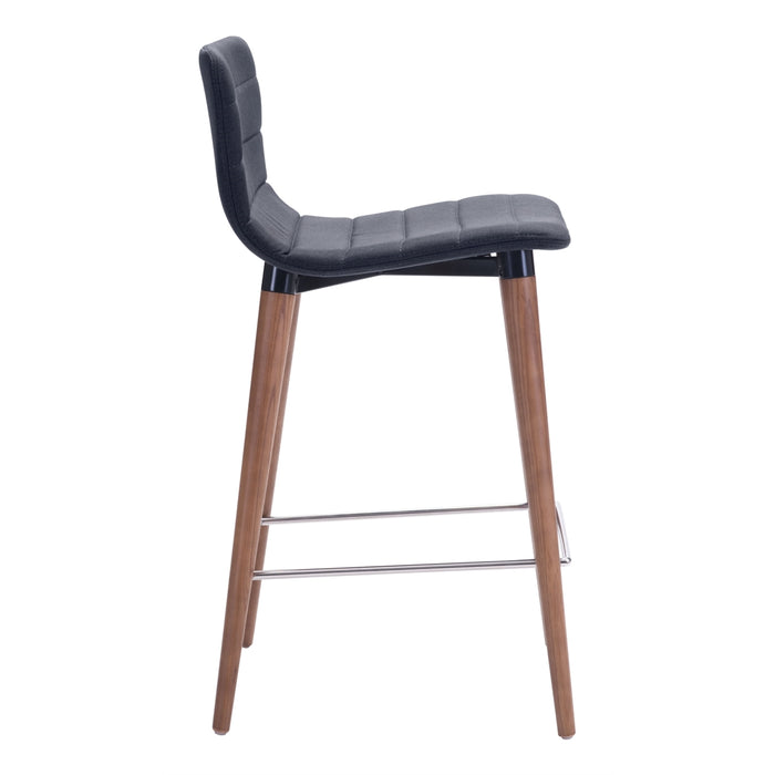 jodeco-counter-chair-gray