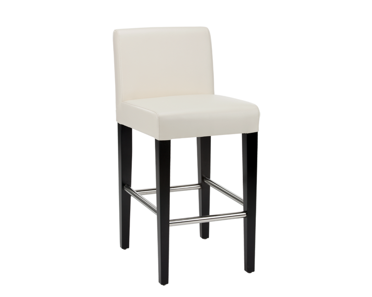 OLINDA COUNTER STOOL WHITE