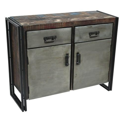 Abran 2-Door 2-Drawer Buffet