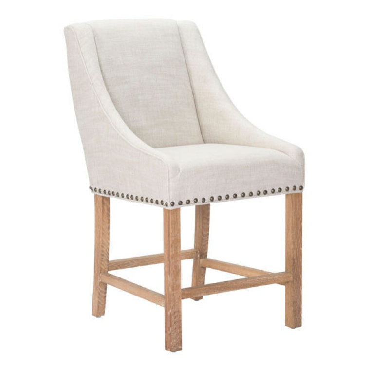 India Counter Chair Beige