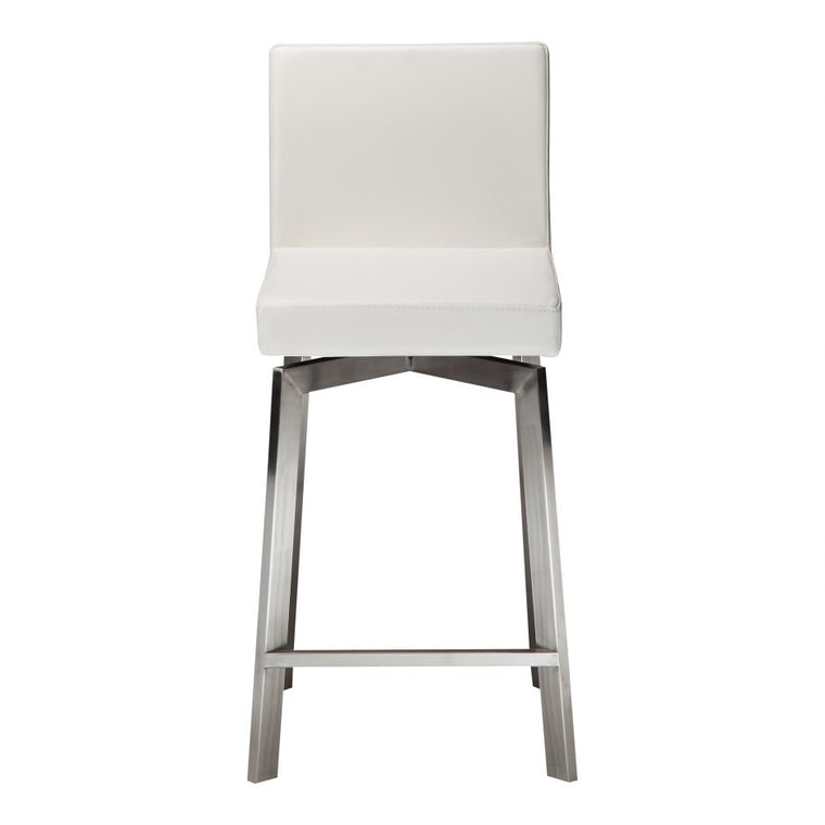 Sophia Counter Stool White