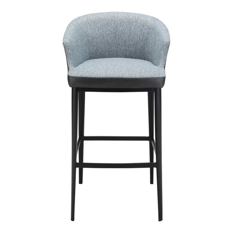 Charmaine Bar Stool Blue