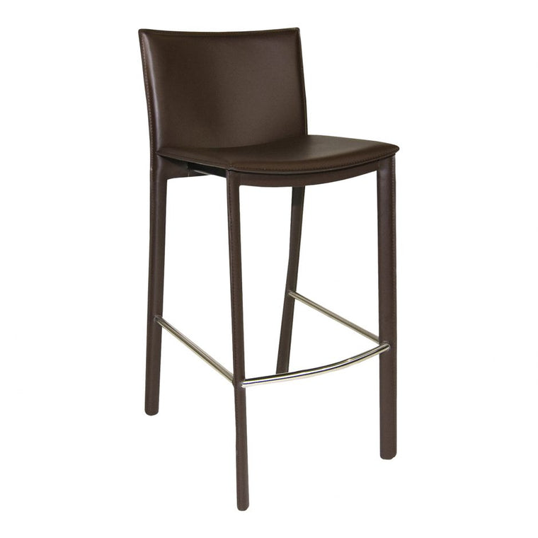 Fisher Barstool Brown