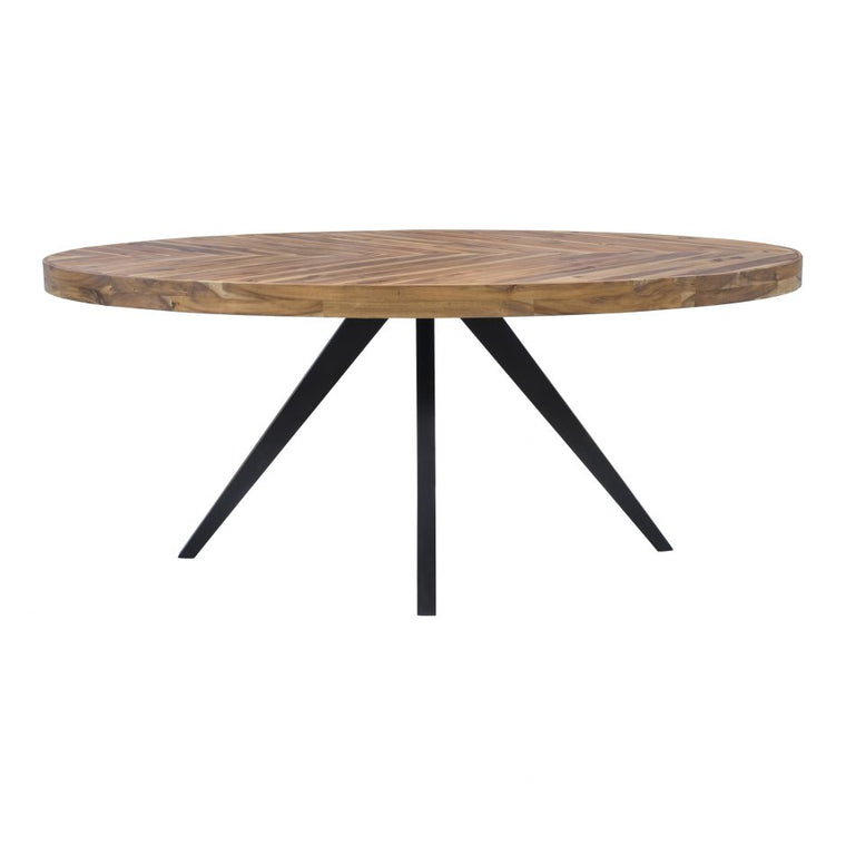 Gerald Oval Dining Table