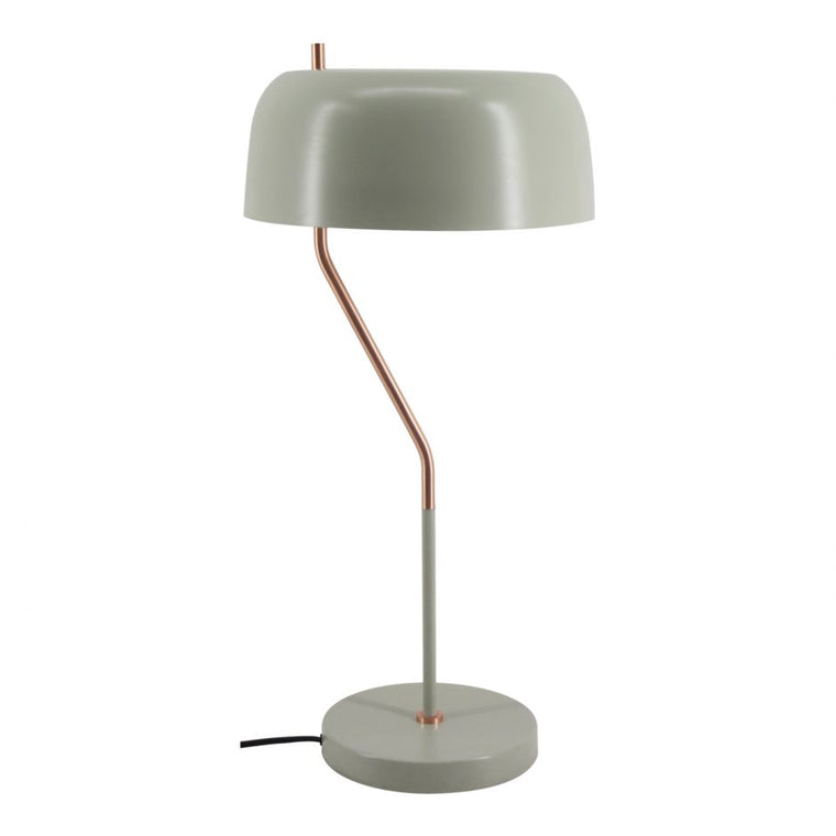 Whit Table Lamp Grey Small