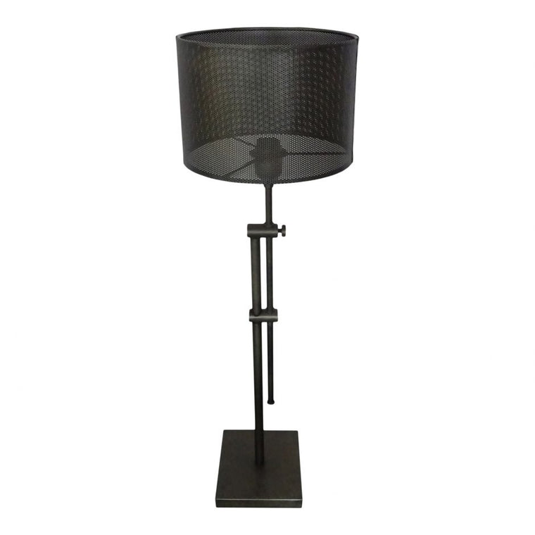 Rowly Table Lamp Grey