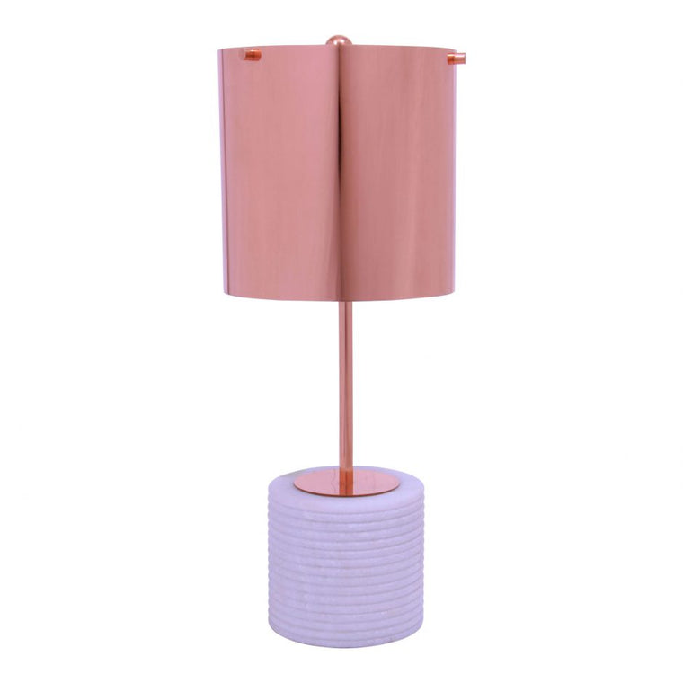 Nala Table Lamp Rose Gold