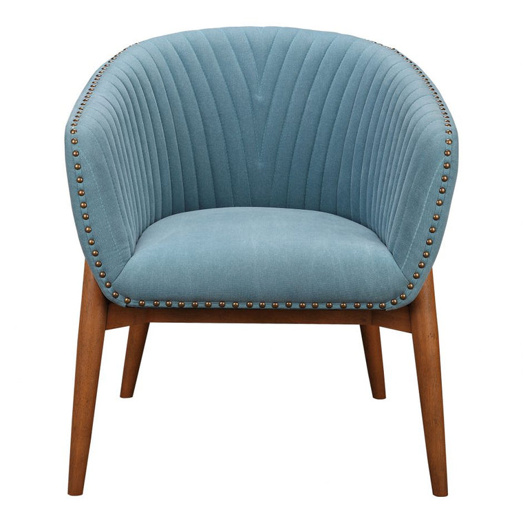 Abby Tub Chair Blue