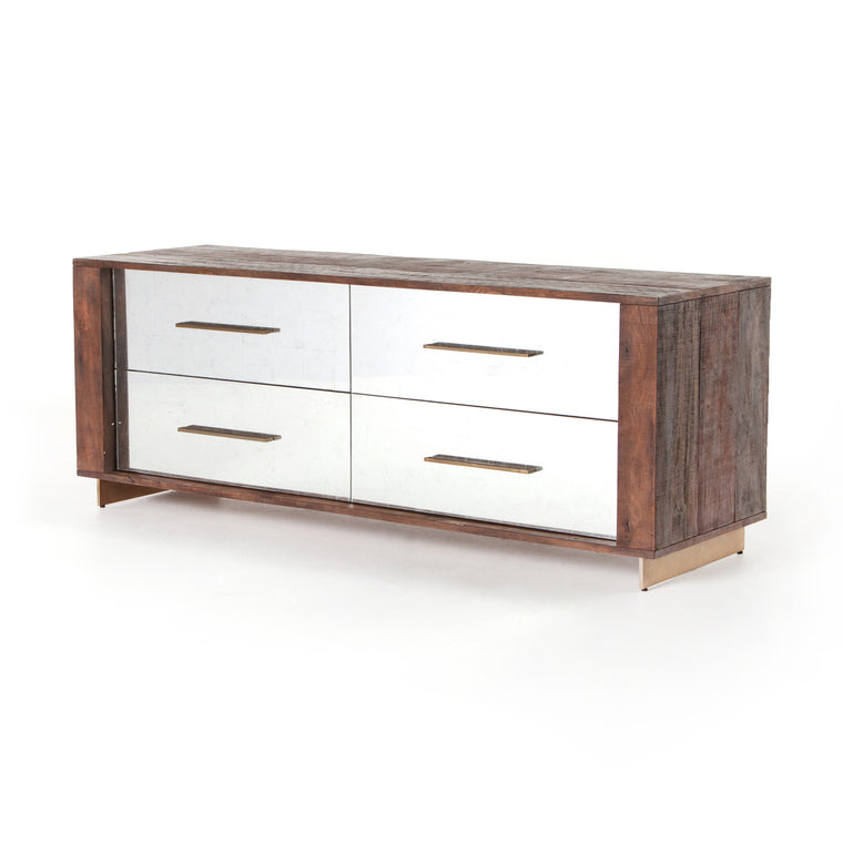 SAREK 4 DRAWER DRESSER