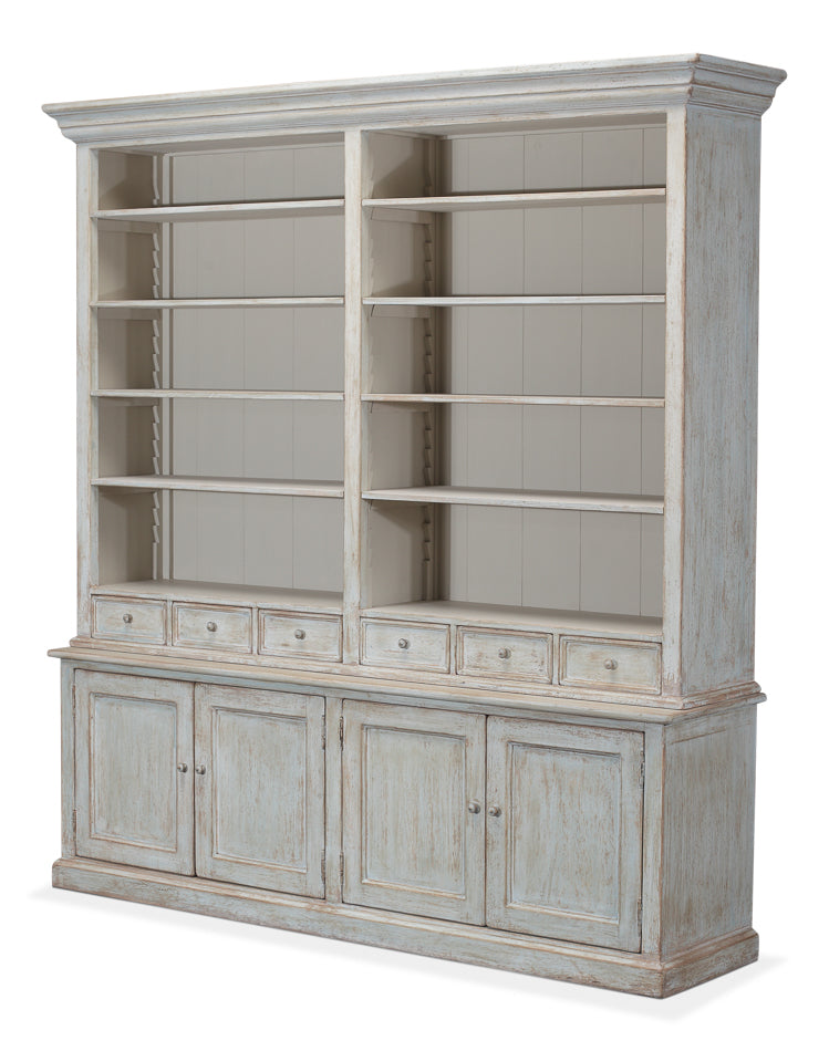 Heather Book Cabinet