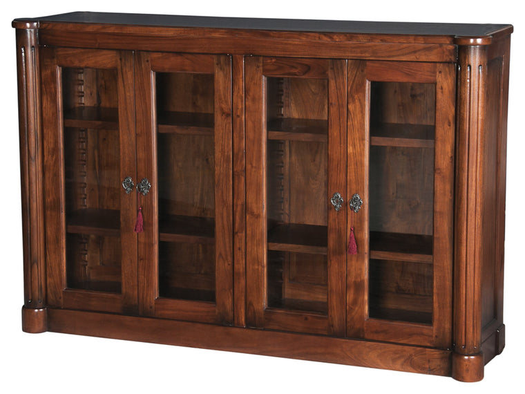 Isadore Column Book Cabinet