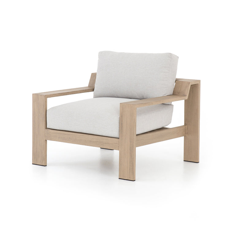 CABIUM OUTDOOR CHAIR-BROWN