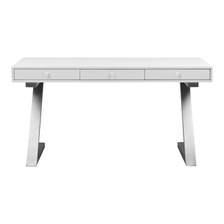 Tilden Desk White