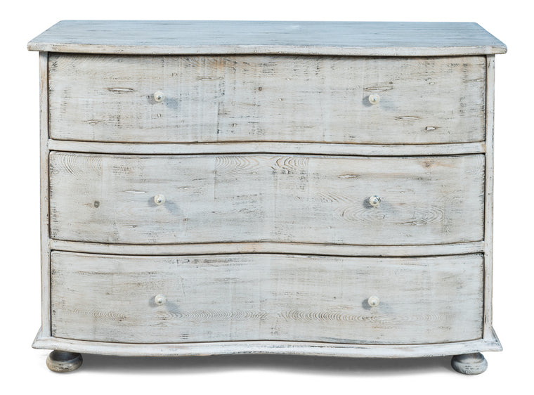 Beaumont Coble Cabinet, French Grey