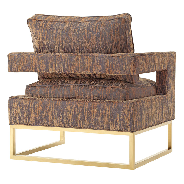 gold-textured-velvet-chair