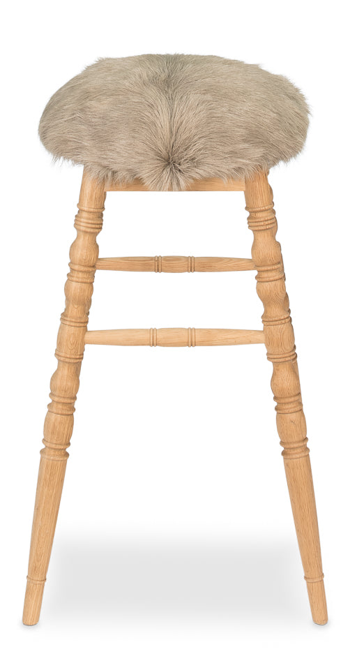 Splendor Bar Stool, Beige