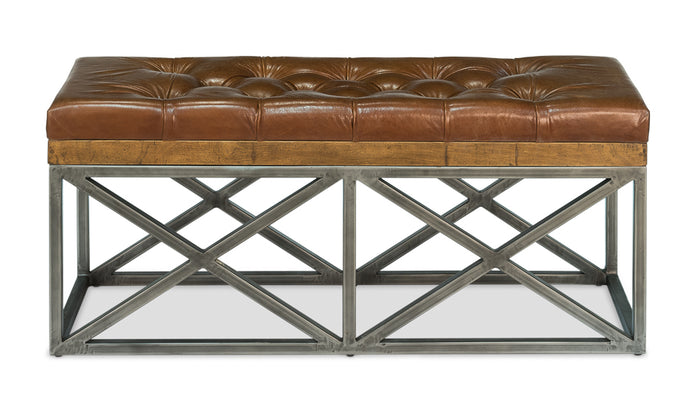 adrian-leather-cushion-double-bench