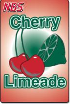 Cherry Limeade UF-1 Fountain Valve Decal, VI05643006