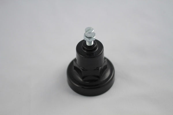 3740-2PA: Regulator Bonnet Assembly, Black Zinc, for 3000 Series (Home Dispense) Regulators