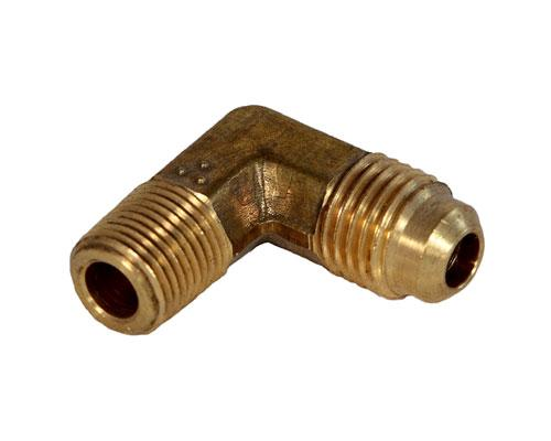 Brass 5/8 MFL X 1/2 MPT Elbow, E149F-10-8, 10303