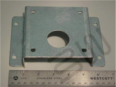 29303R: Plate, Motor Mounting