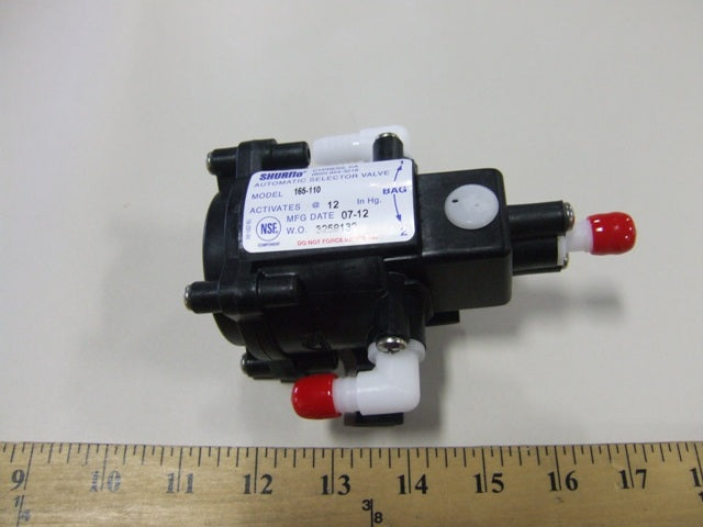 AUTOMATIC BAG SELECTOR VALVE - 165-110