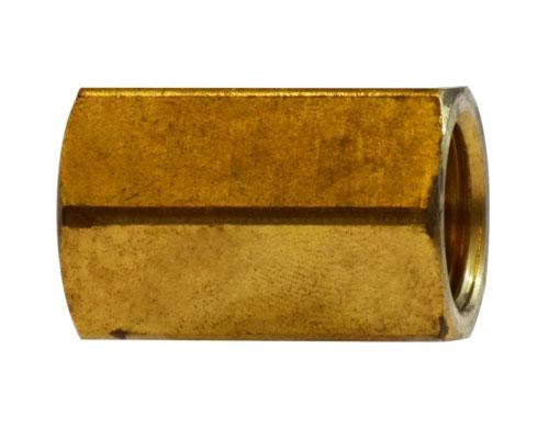 660FHD-6 - Brass 3/8 FFL Union, 10136