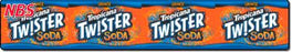 Tropicana Twister Orange Soda Syrup Line Marker, FS01LM9592