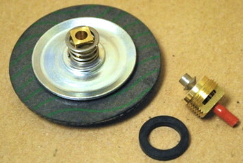 "7740-15: Regulator Repair Kit for 2"" Diaphragm, CO2 Regulators, with Diaphragm, Capsule, and Flat Tank Seal"