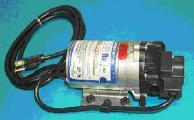 Standard Water Boost Pumps 115V AC, Open Flow