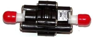 "Reverse Flow Inhibitor with 3/8"" Barb Fittings - 84-010-00"