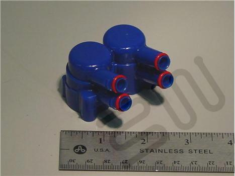 UFB-1 Flow Control Housing w/ O-Rings