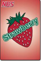 Strawberry UF-1 Fountain Valve Decal, VI05643201