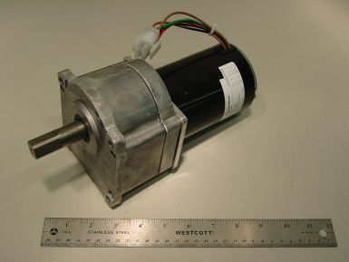 620314913: Agitator Motor and Gearbox Assembly
