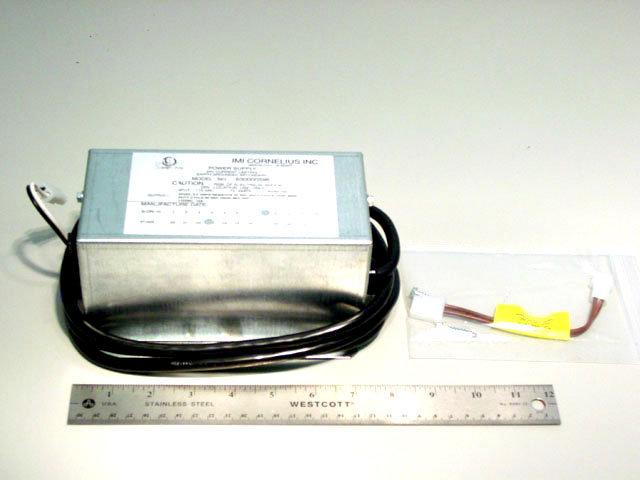 630000596: TRANSFORMER - POWER SUPPLY