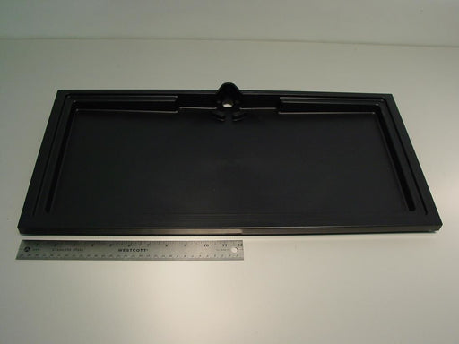 630150005: PAN, DRIP, INJECTION MOLD, DD BLK, 23""
