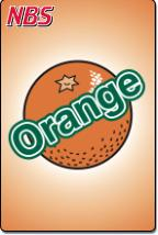 Orange 63 UF-1 Fountain Valve Decal, VI05632897