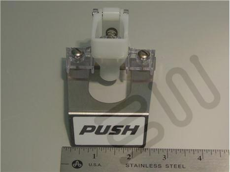 S6469- Non-Cup Contact Push Handle Assembly