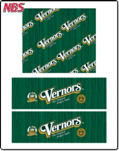 Vernors BIB Line Marker, CP041113