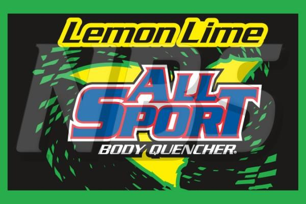 "All Sport Lemon Lime 63 UF-1 Valve Decal, VI01631274 2"" x 1 1/4"""