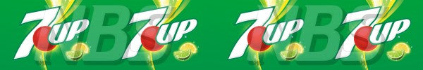 7UP Syrup Line Marker