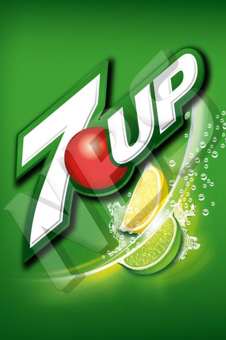 7up UF1 Decal