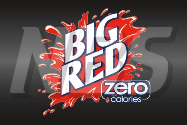"Big Red Zero UF-1 Valve Decal, VI11631829 2"" x 1 1/4"""