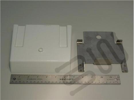 A7296- Drip-Tray Assembly JT/JS/JW White