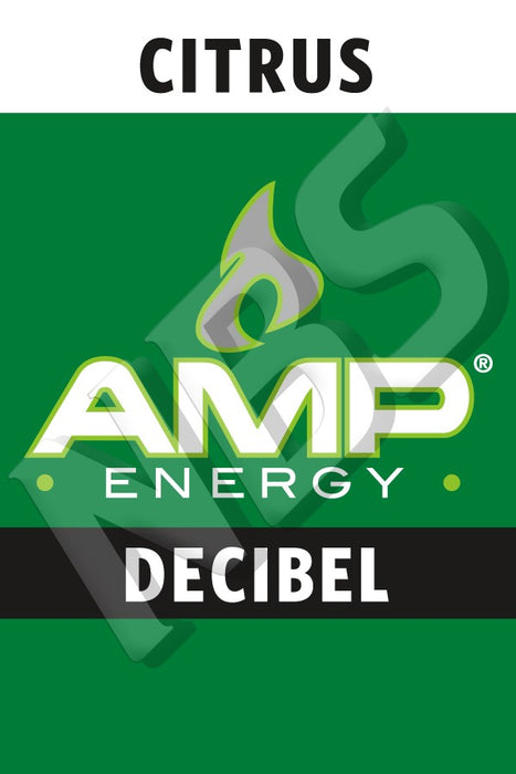 Amp Energy UF1 Decal